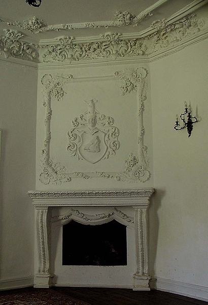 Piecyk w pałacu w Oleśnicy